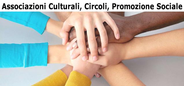 Circoli culturali e Promozione sociale